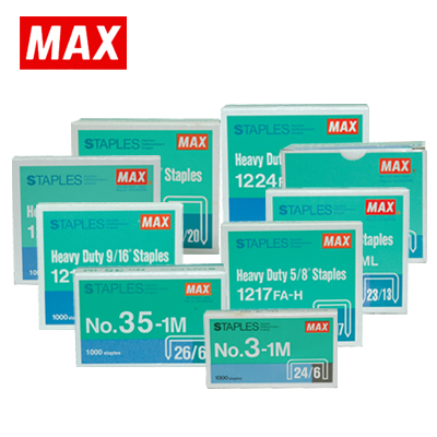 Max Staples Refill No 10 1m One Stop Office Depot